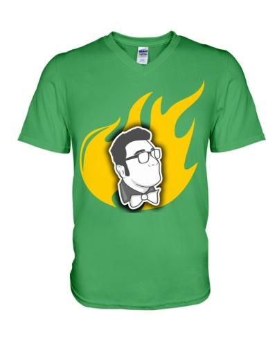 Alex Merced Liberty Flame T-Shirt