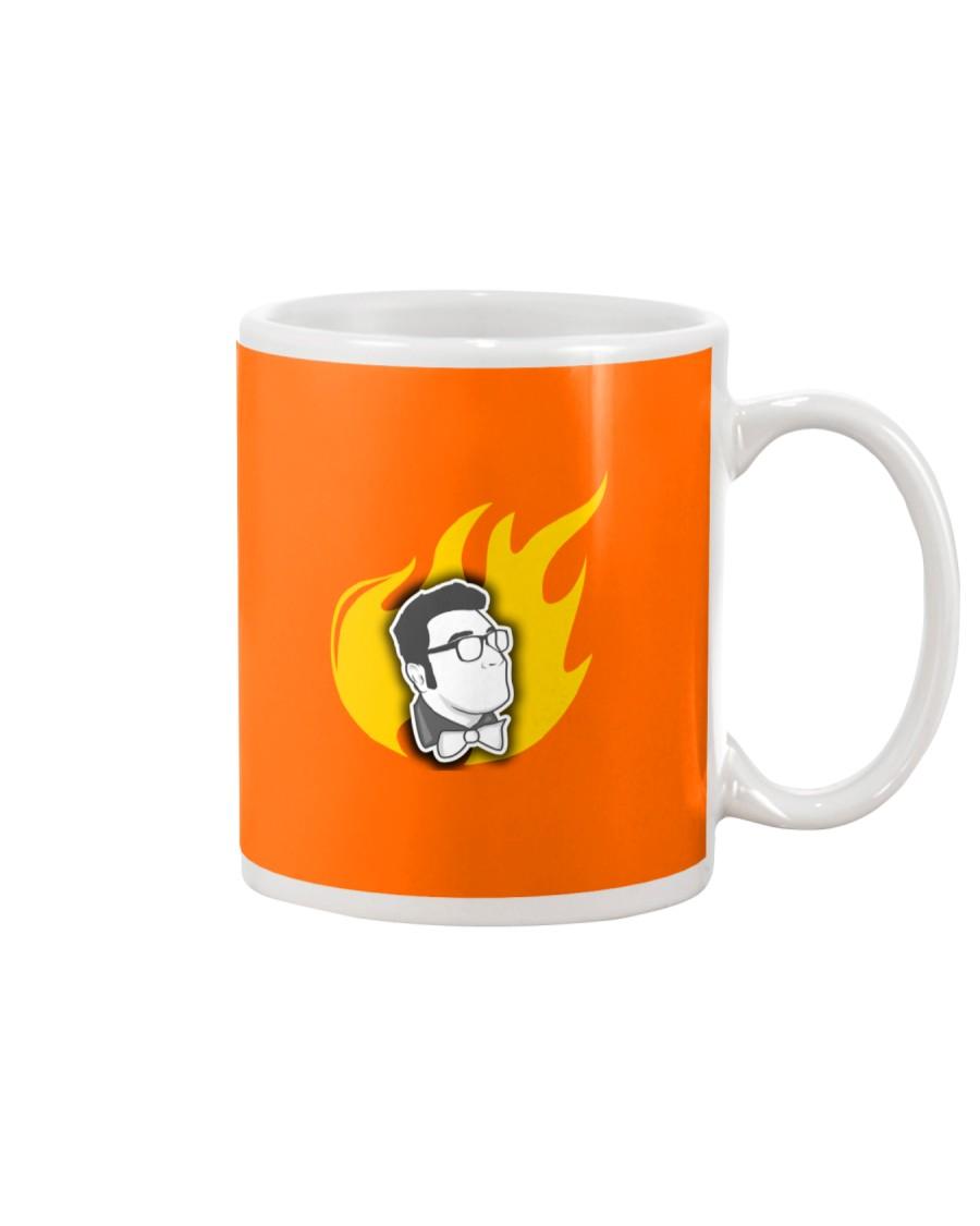 Alex Merced Liberty Flame T-Shirt Mug