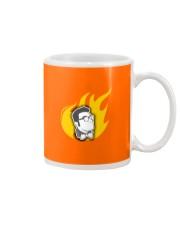 Alex Merced Liberty Flame T-Shirt Mug front