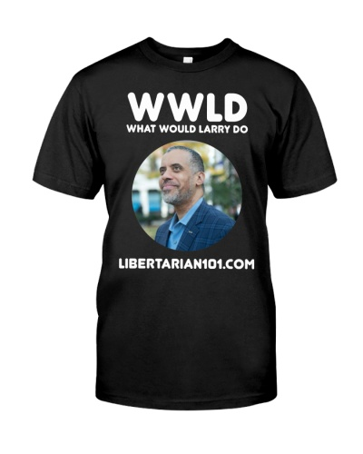 What Would Larry Do T-Shirt