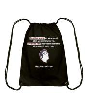 Libertarian Example T-Shirt Drawstring Bag thumbnail