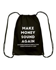 Make Money Sound Again T-Shirt Drawstring Bag thumbnail