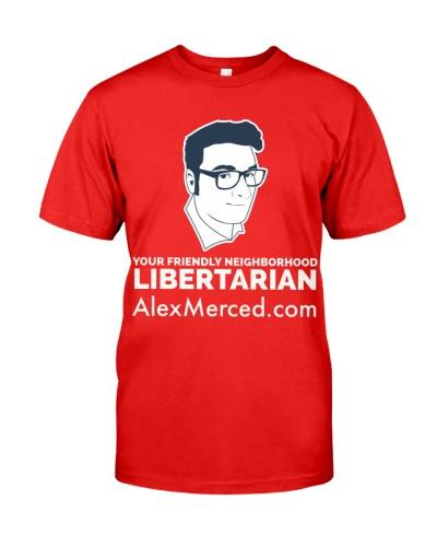 Friendly Libertarian T-Shirt