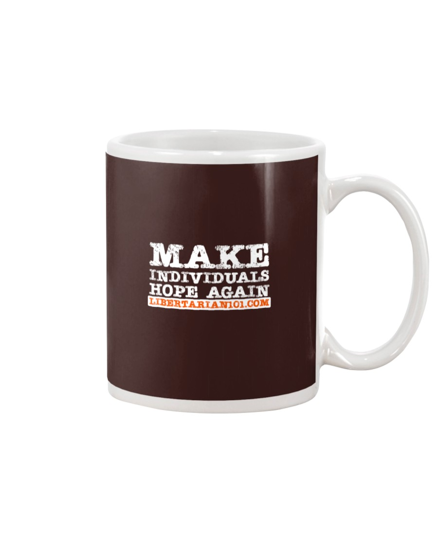 Make Individuals Hope Again Mug