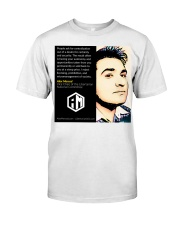 Alex Merced Quote 2 Premium Fit Mens Tee thumbnail