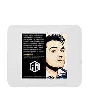 Alex Merced Quote 2 Mousepad front