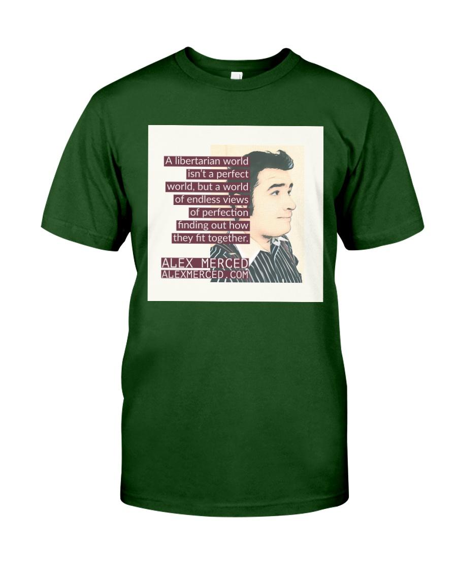 Perfect World T-Shirt Classic T-Shirt