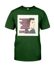Perfect World T-Shirt Classic T-Shirt front