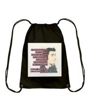 Perfect World T-Shirt Drawstring Bag thumbnail