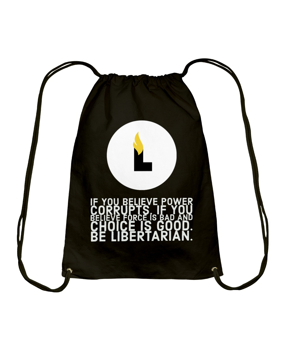 If You T-Shirt Drawstring Bag