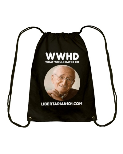 What Would Hayek Do T-Shirt