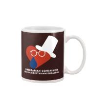 Libertarian Compassion T-Shirt Mug thumbnail