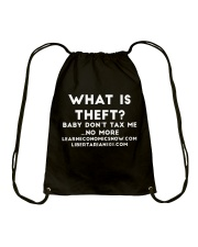 What is Theft T-Shirt Drawstring Bag thumbnail