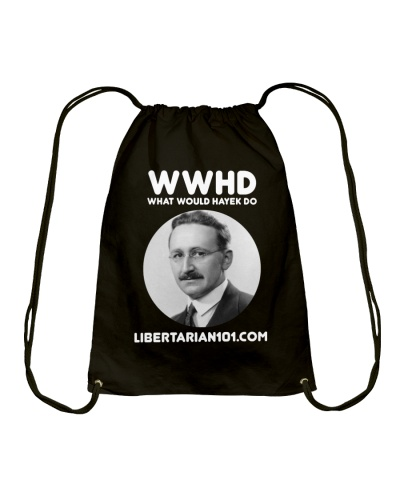 What Would Hayek Do T-Shirt