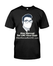 Alex Merced for LNC Shirt 2 Classic T-Shirt thumbnail