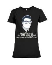 Alex Merced for LNC Shirt 2 Premium Fit Ladies Tee thumbnail