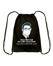 Alex Merced for LNC Shirt 2 Drawstring Bag thumbnail