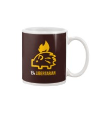 Be Libertarian T-Shirt Mug tile