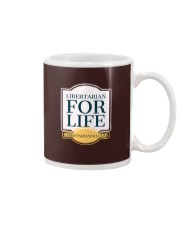 Libertarian for Life T-Shirt Mug thumbnail