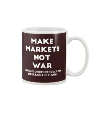 Make Markets Not War T-Shirt Mug thumbnail
