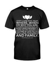 Life of Love T-Shirt Classic T-Shirt thumbnail