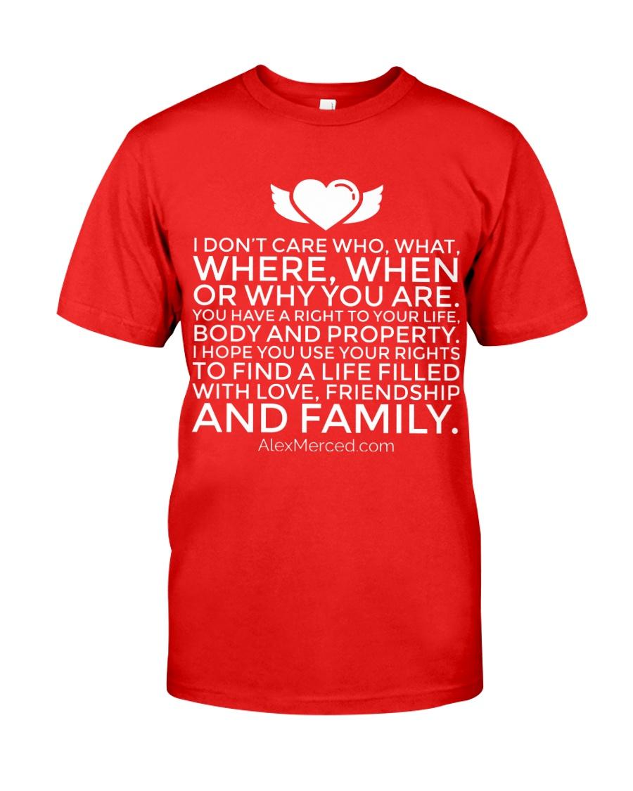Life of Love T-Shirt Classic T-Shirt
