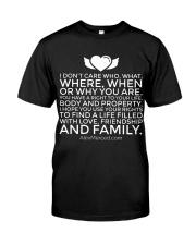 Life of Love T-Shirt Premium Fit Mens Tee thumbnail