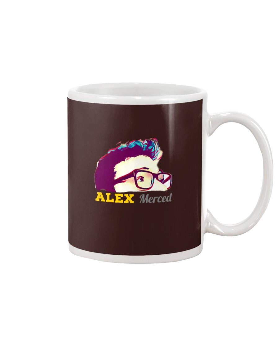 Alex Merced Shirt Mug