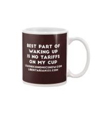 No Tariffs T-Shirt Mug thumbnail