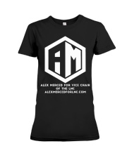Alex Merced for Vice Chair of LNC T-shirt Premium Fit Ladies Tee thumbnail