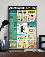 SCUBA DRIVE KNOWLEDGE  24x36 Poster lifestyle-poster-2