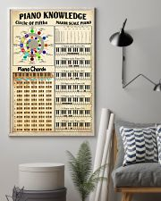 Piano Chord 11x17 Poster lifestyle-poster-1