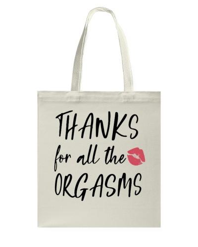 Thank For All Thr Orgasms