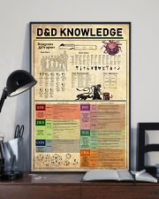 Dungeons-Dragons Knowledge 11x17 Poster lifestyle-poster-2