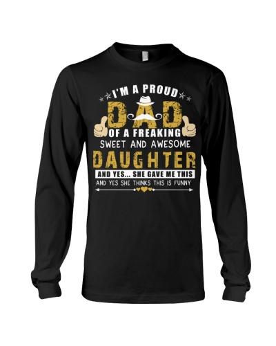 I'm A Proud Dad