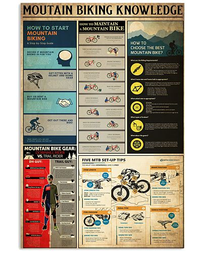 MOUTAIN BIKING KNOWLEDGE