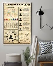 Yoga Knowledge 11x17 Poster lifestyle-poster-1