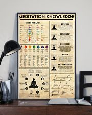 Yoga Knowledge 11x17 Poster lifestyle-poster-2