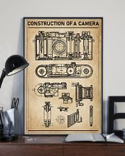 Construction Of A Camera 11x17 Poster lifestyle-poster-2