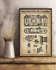 Construction Of A Camera 11x17 Poster lifestyle-poster-3
