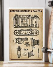 Construction Of A Camera 11x17 Poster lifestyle-poster-4