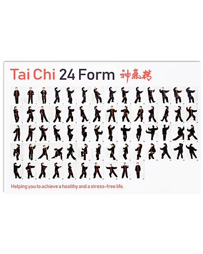 Tai Chi 24 Form