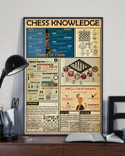 CHESS KNOWLEDGE  24x36 Poster lifestyle-poster-2