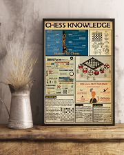 CHESS KNOWLEDGE  24x36 Poster lifestyle-poster-3
