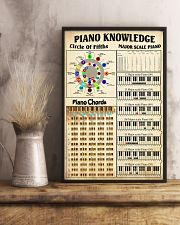 Piano Chord 11x17 Poster lifestyle-poster-3