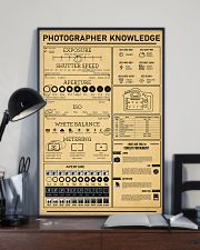 Photographer Knowledge 11x17 Poster lifestyle-poster-2