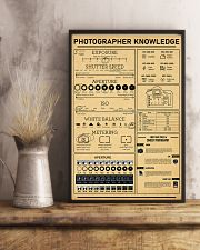 Photographer Knowledge 11x17 Poster lifestyle-poster-3