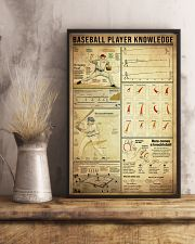 Baseball  11x17 Poster lifestyle-poster-3