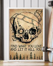 Find What You Love  11x17 Poster lifestyle-poster-4