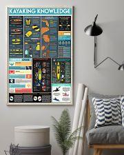 KAYAKING KNOWLEDGE 24x36 Poster lifestyle-poster-1